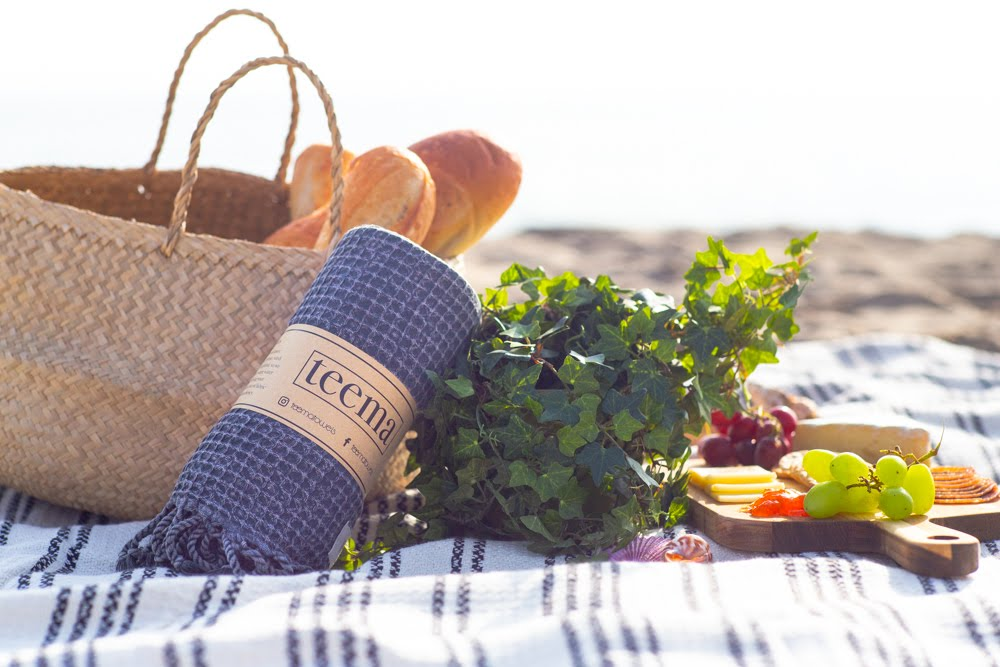 turkish teema towel beach picnic