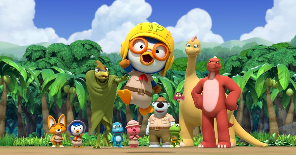 the little penguin pororo characters