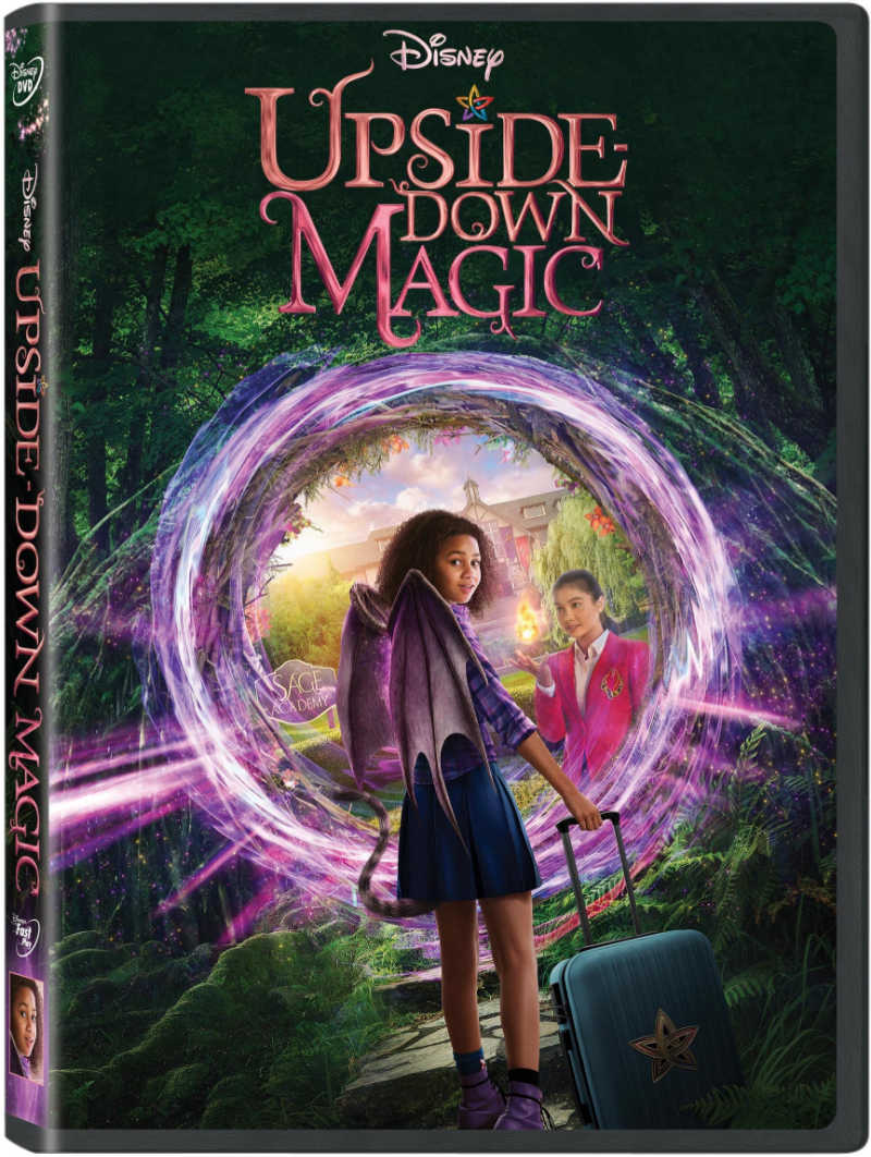 The Disney Channel has some fantastic family friendly programming, so you will want to plan for an Upside Down Magic movie night at home.