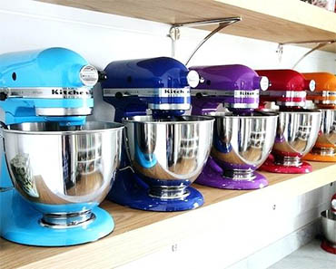 Wouldn't it be great to win this KitchenAid Mixer giveaway? I've had a KitchenAid for several years and still love it.