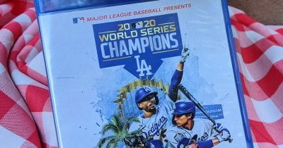 feature la dodgers blu-ray dvd