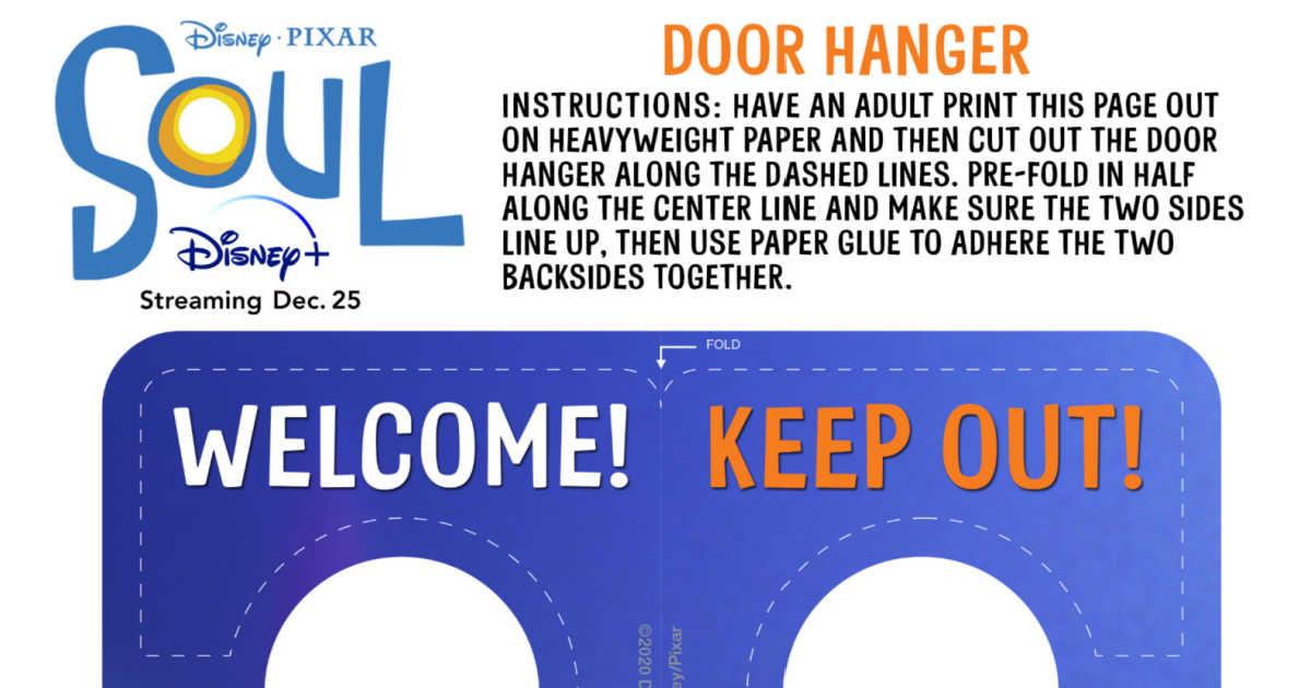 feature soul door hanger craft