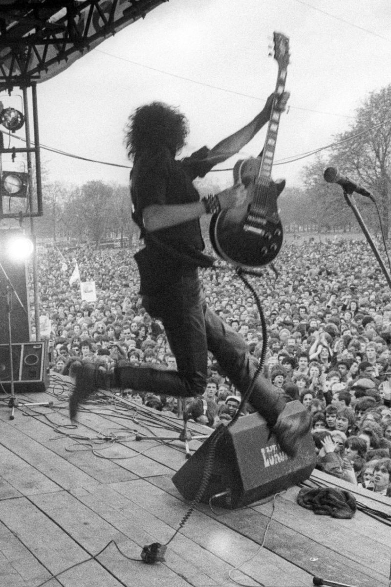 Watch White Riot, so that you can learn about British punks coming together to fight against racism and fascism in the late 1970's.