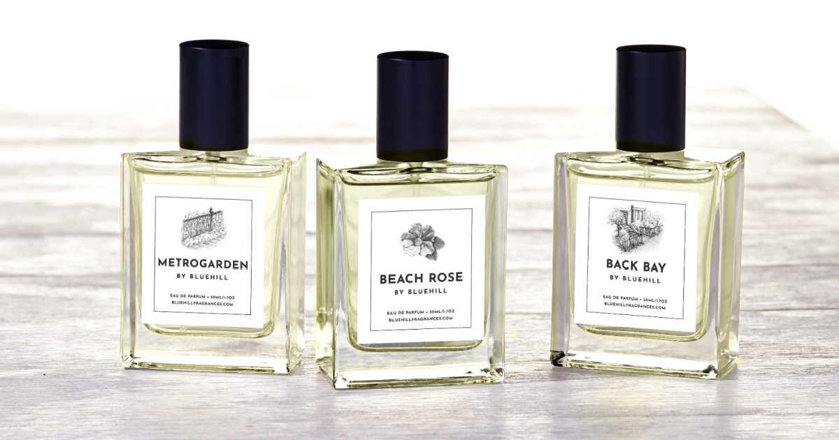 3 assorted bluehill fragrances