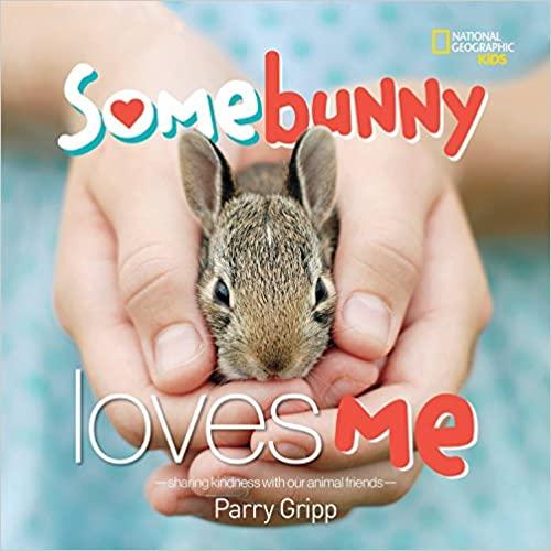 book - somebunny loves me