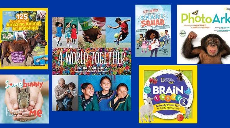 Nat Geo Childrens Books