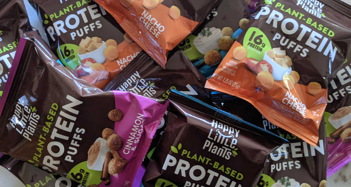 feature plant based protein snacks