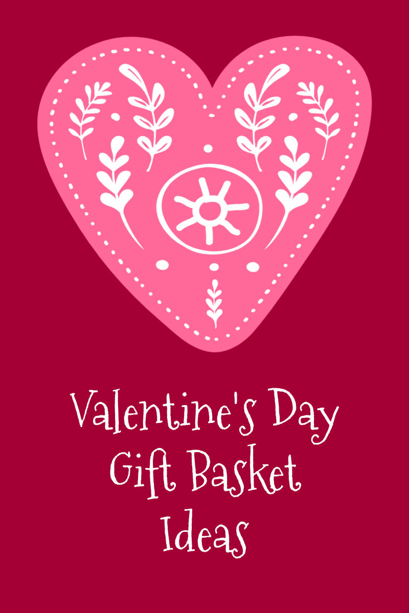 Take a look at my Valentine's Day gift basket ideas, so that you can put together a fun and meaningful gift for your special someone.