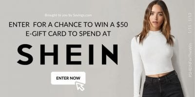 shein gift card giveaway