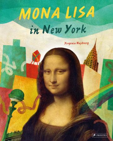 childrens book - mona lisa in new york.
