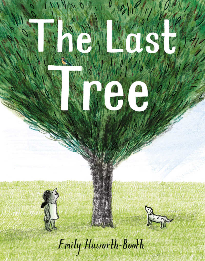 childrens book - the last tree.