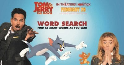 feature image tom and jerry activity page.