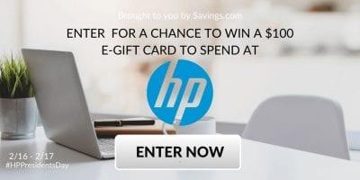 feb 2021 hp visa gift card giveaway.
