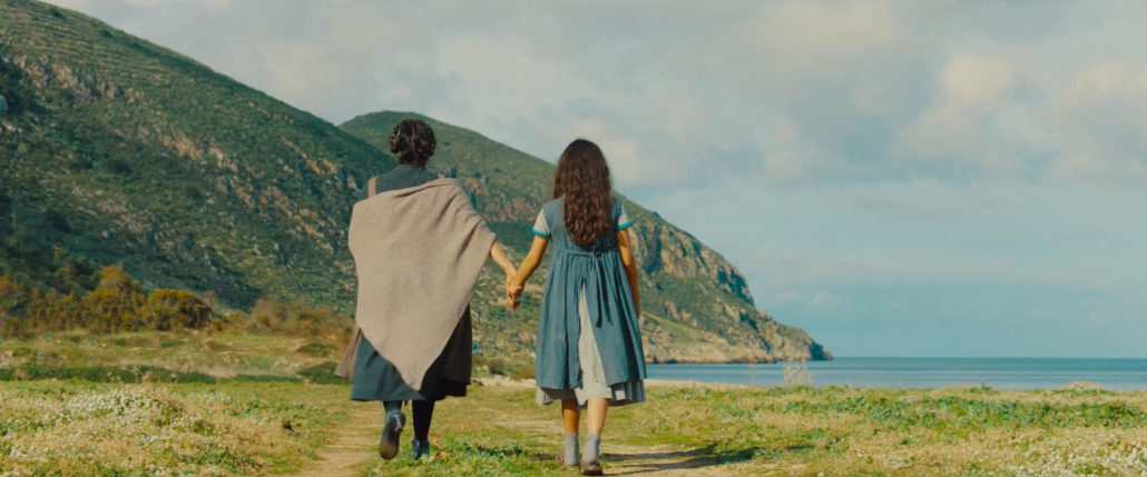 Escape to another place and time, when you watch the award winning Italian coming of age film, Alone with Her Dreams.