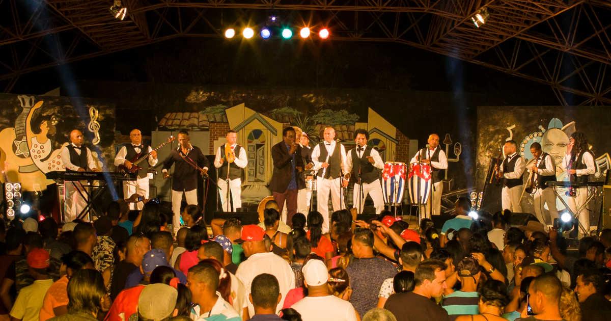 mambo man cuban concert