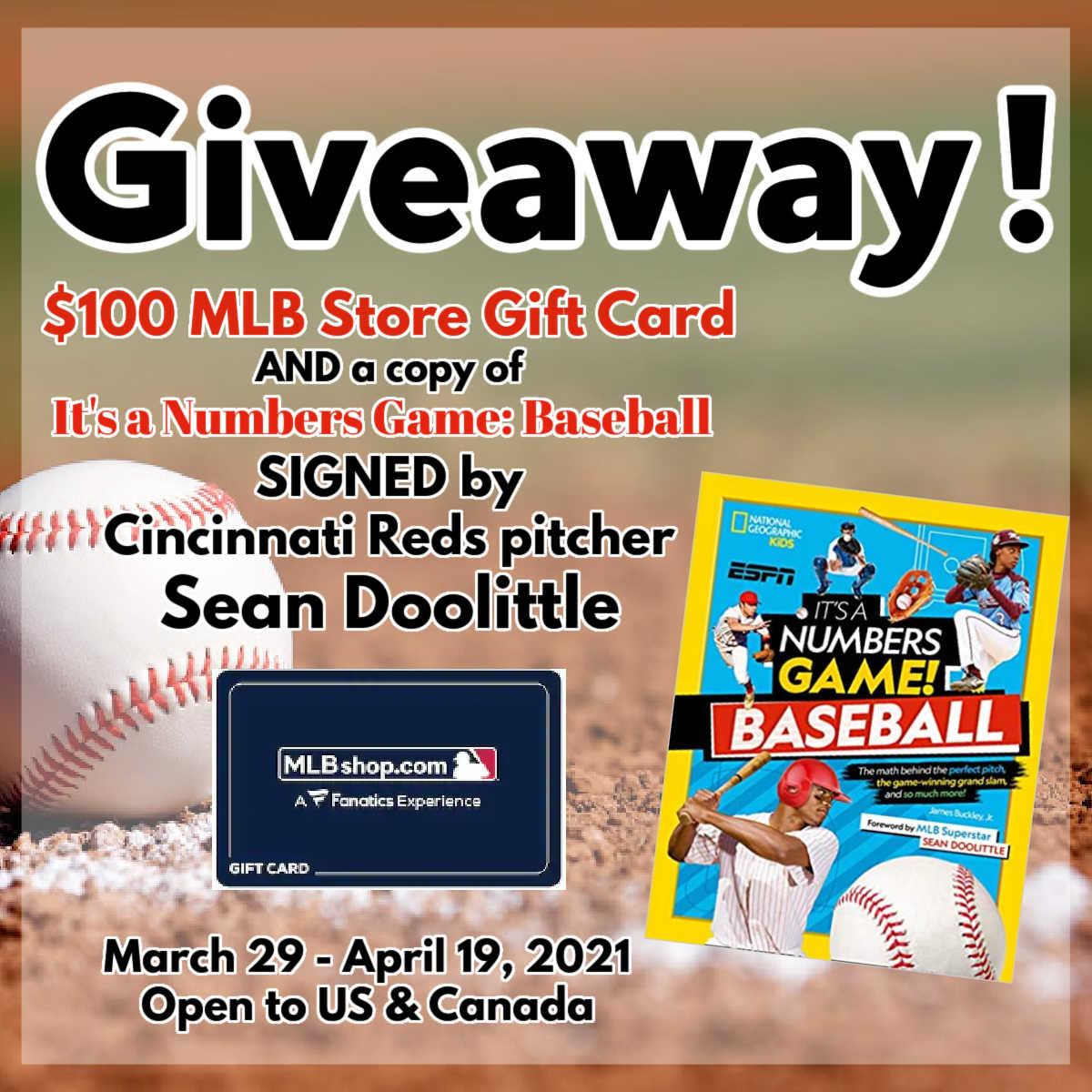 baseball giveaway.