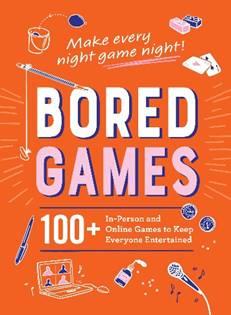 book - board games.