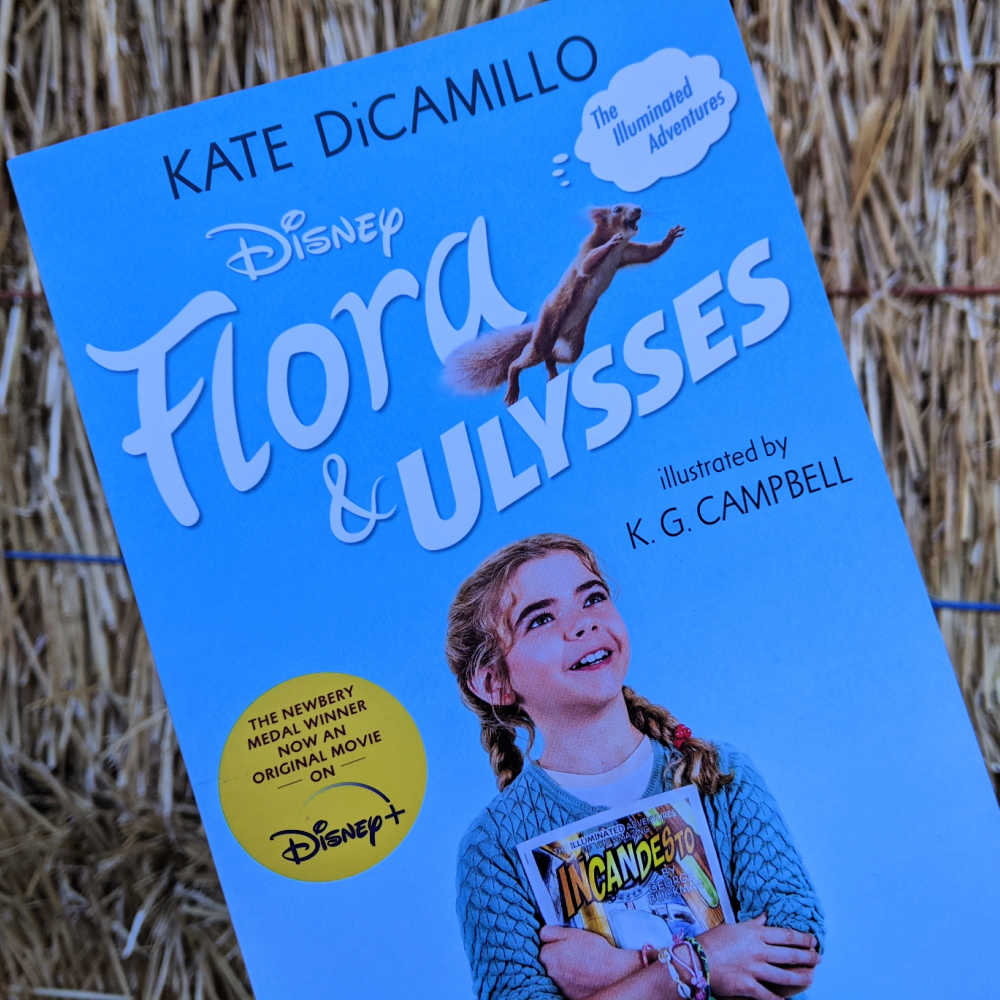childrens book - flora and ulysses