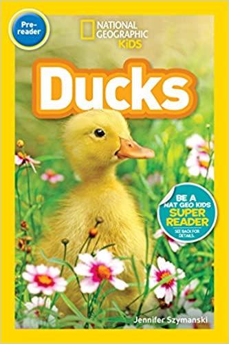 book - nat geo ducks.
