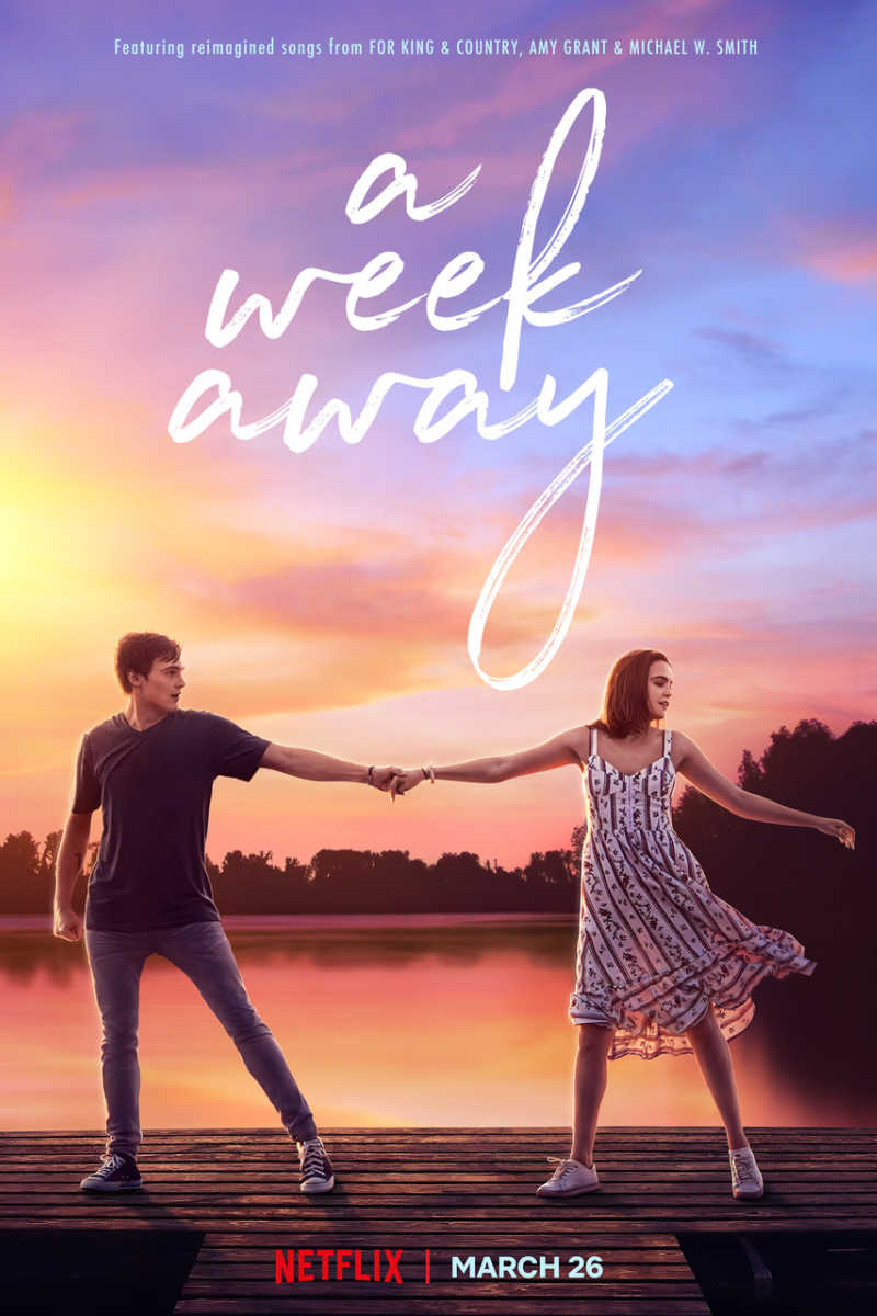 If you love heartwarming, feel good musicals, you are going to want to watch the new Netflix A Week Away movie.