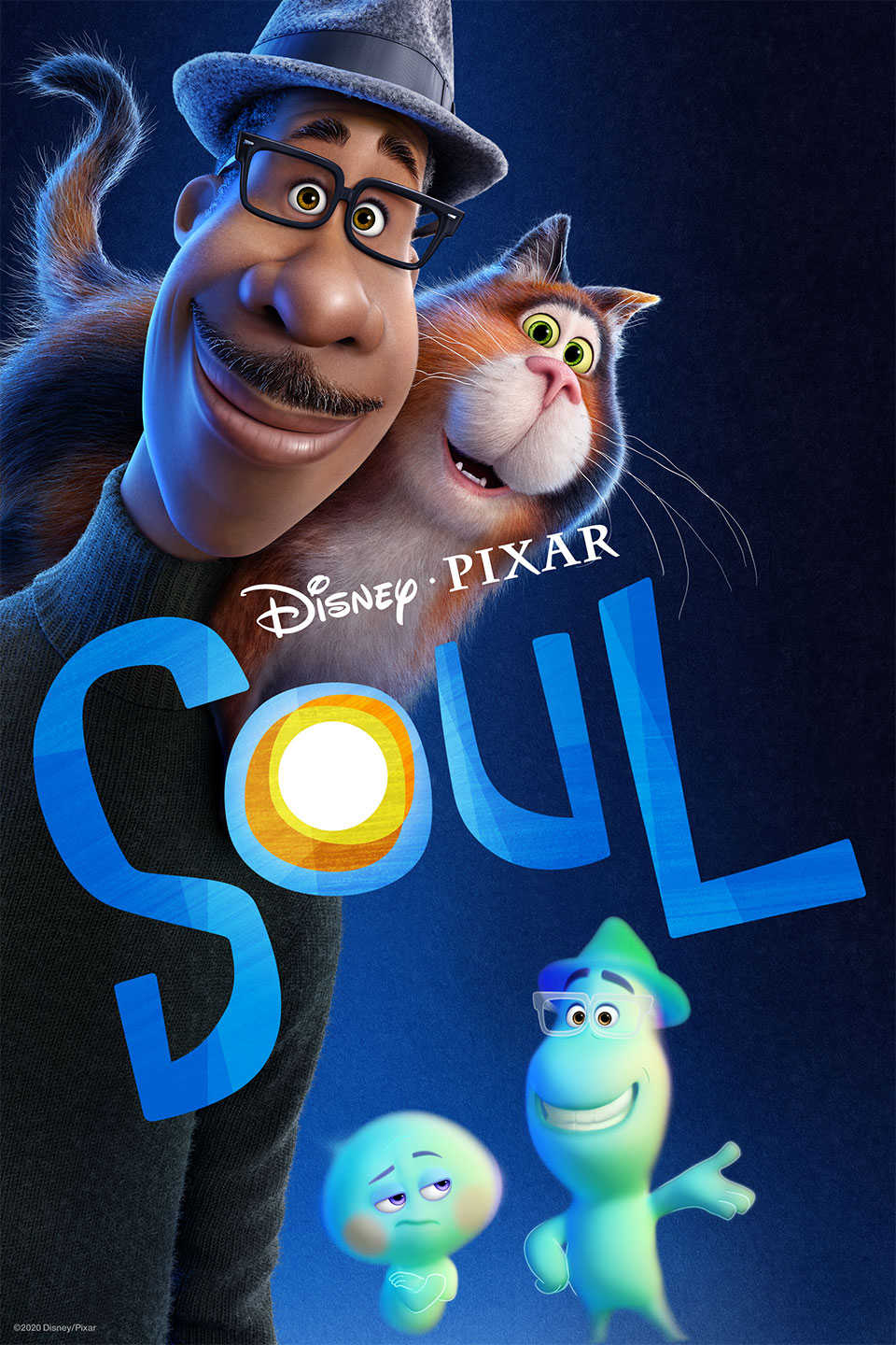 Whether you have already seen the movie or not, you will want to add the Disney Soul digital movie to your collection.