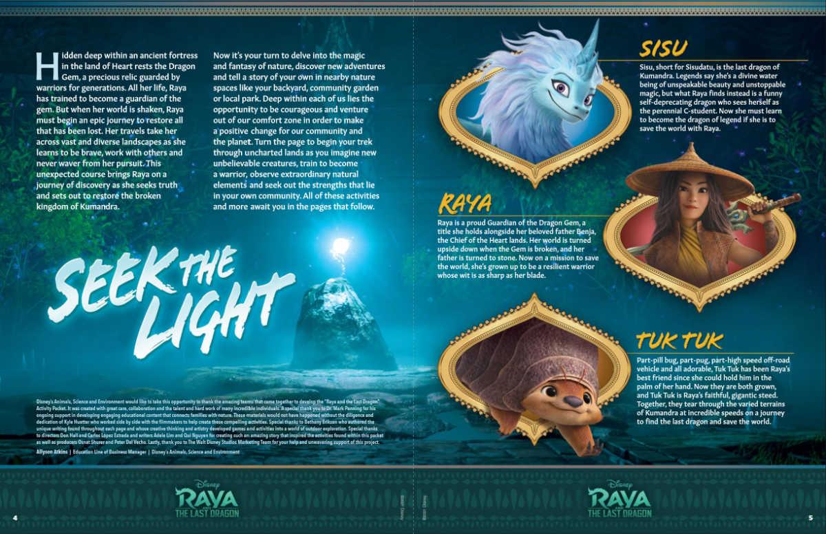 raya activity pack page 3.