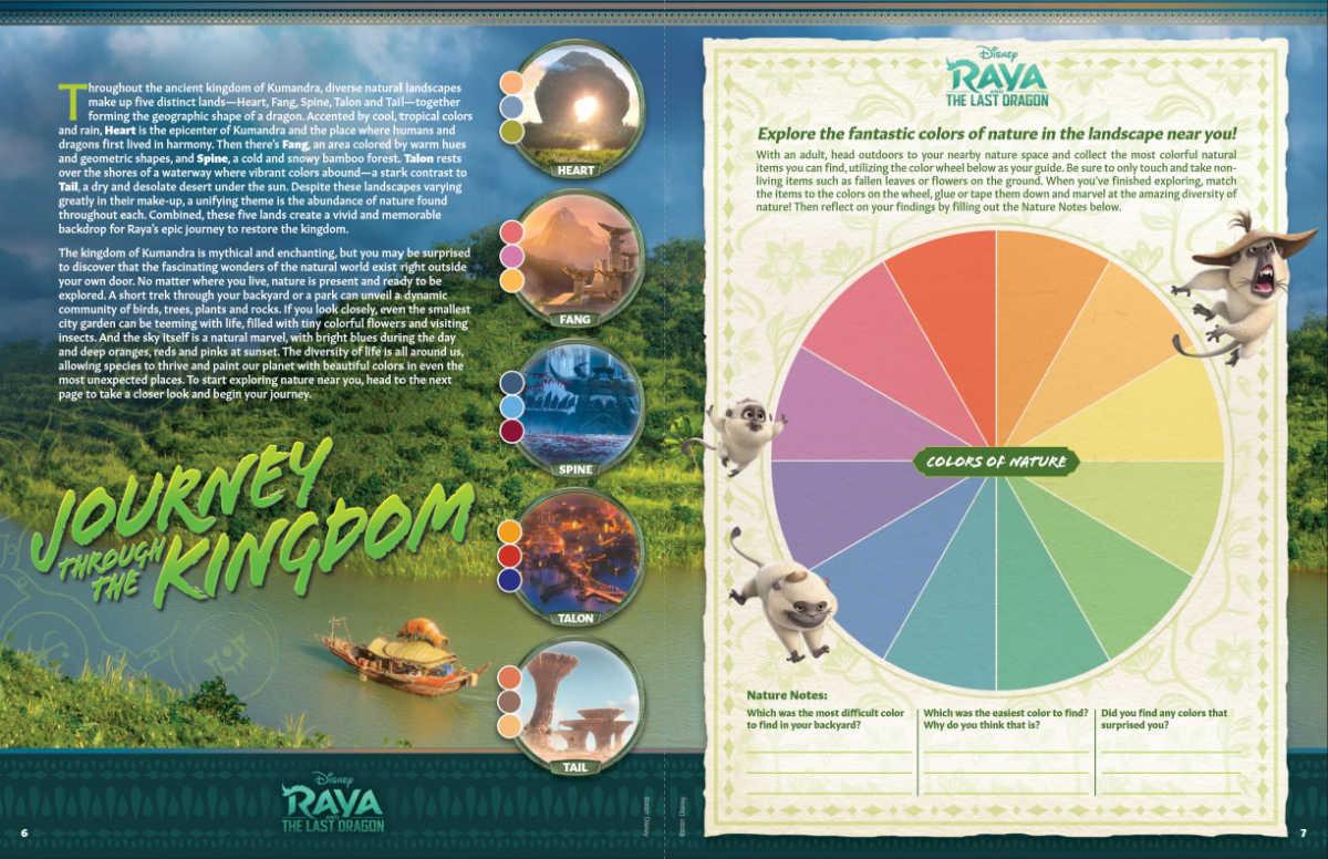 raya activity pack page 4.