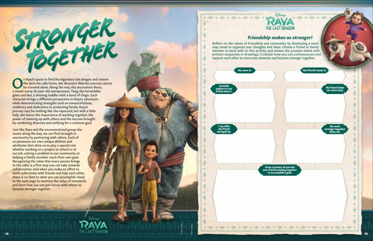 raya activity pack page 8
