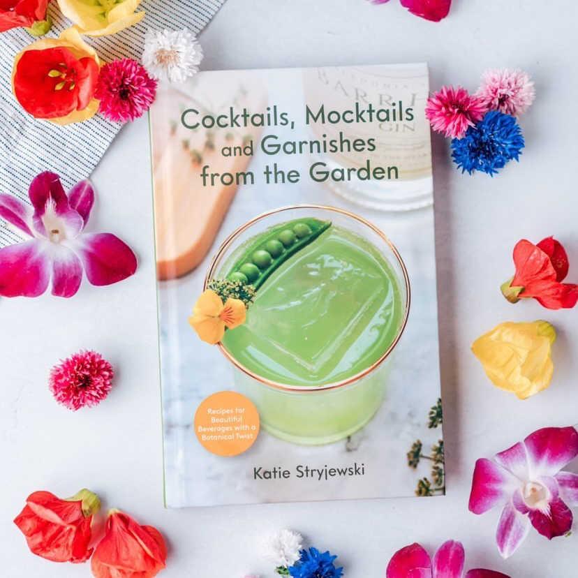 cocktails mocktails recipe book.
