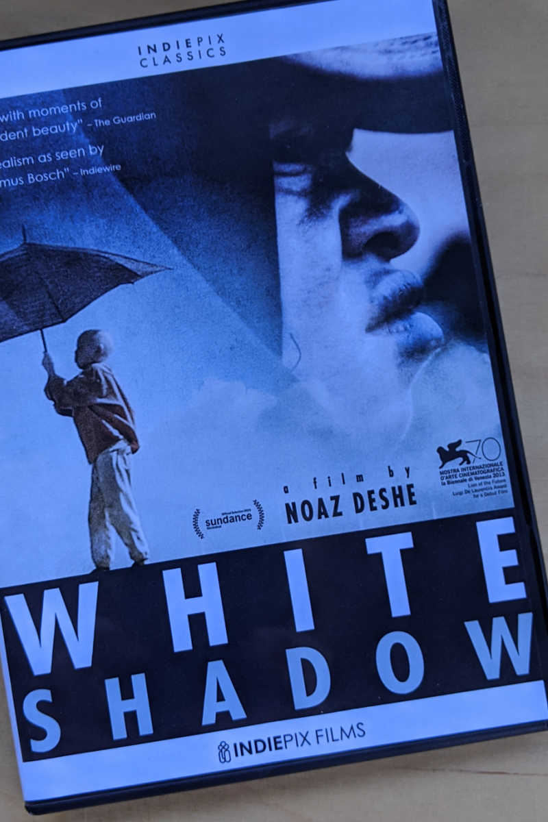 Watch Indiepix White Shadow, so you can be entertained and enlightened by this international coming of age film.