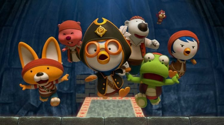 lionsgate pororo movie characters