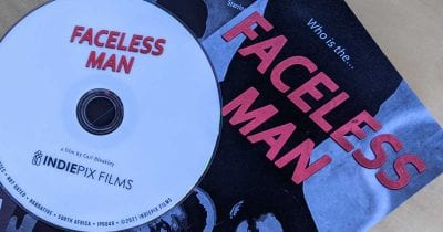 who is the faceless man dvd.