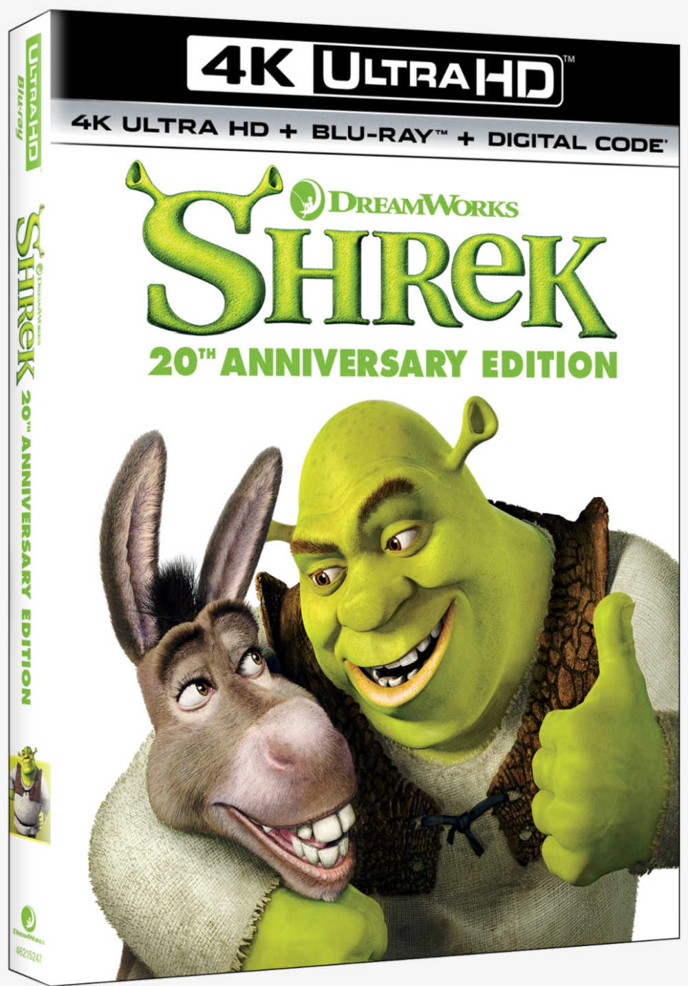 I am finding it hard to believe that it is time to celebrate the Shrek 20th Anniversary, but it is true and I will celebrate!