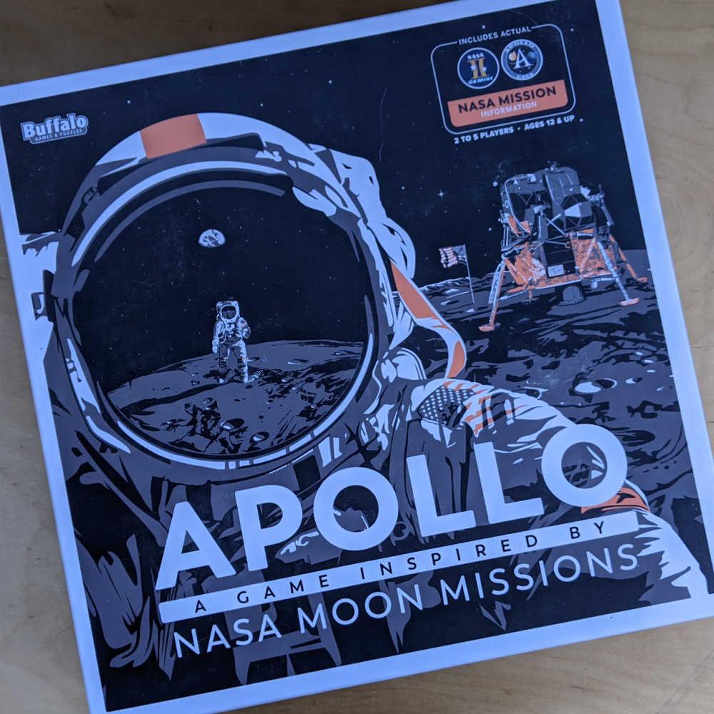 apollo nasa moon mission game.