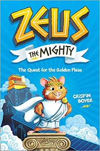 book- zeus the mighty.