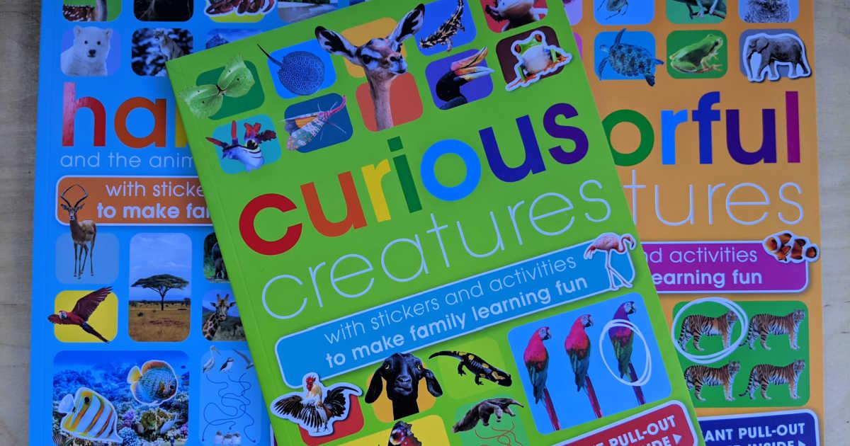 creature books.