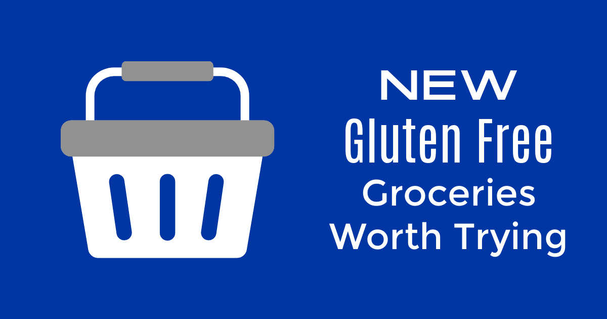 gluten free groceries worth trying.