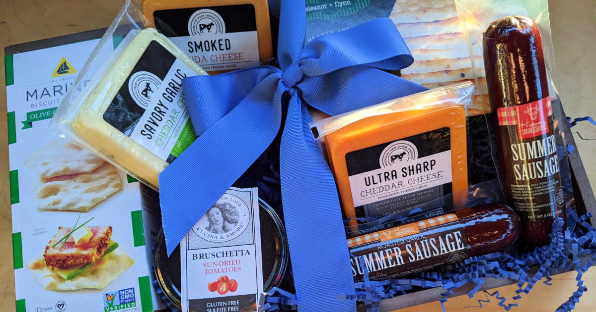 gourmet gift baskets fathers day.