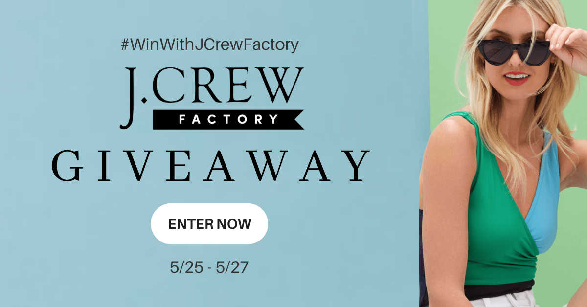 Shopping for clothing is always fun, but it is even more enjoyable when you have a J.Crew gift card prize to spend!