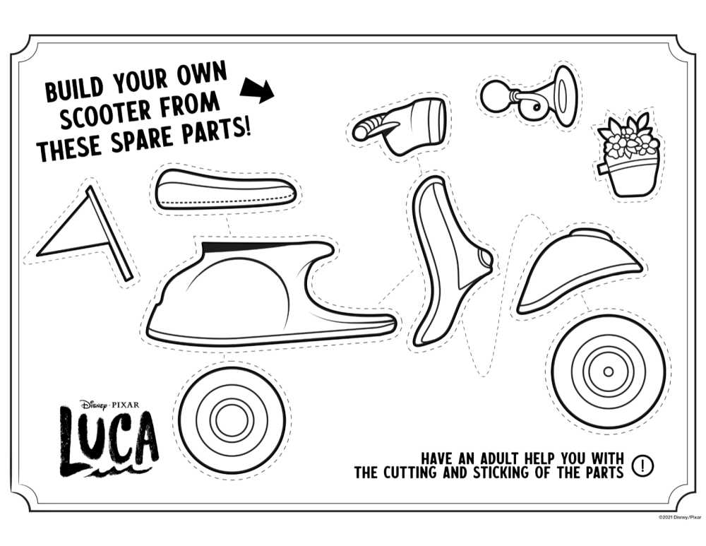Scooter Craft