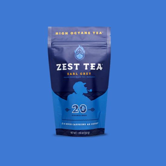 Zest Tea Earl Grey