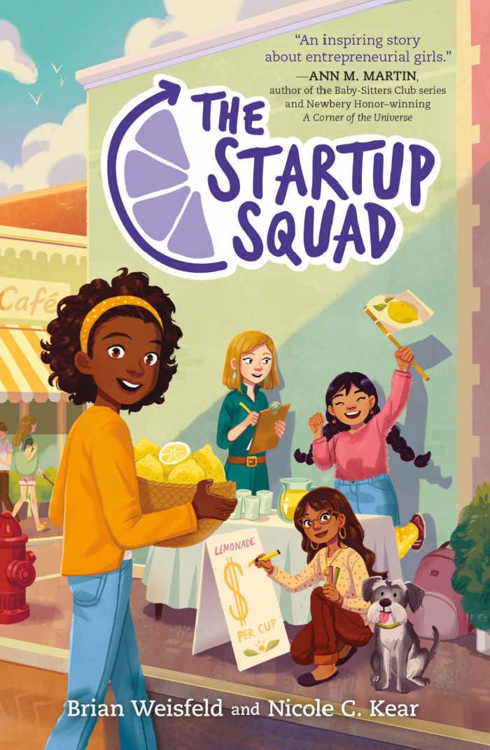 book 1 startup squad.