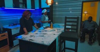 kitchen scene in last request movie