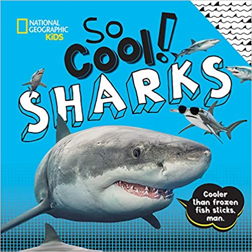 book - so cool sharks
