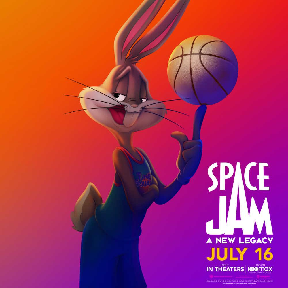 bugs bunny space jam
