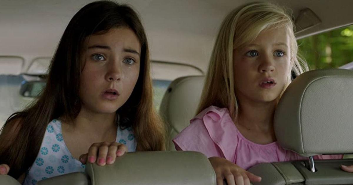 dutch girls in backseat of car