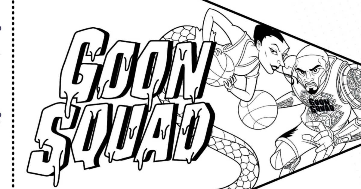 feature goon squad pennant
