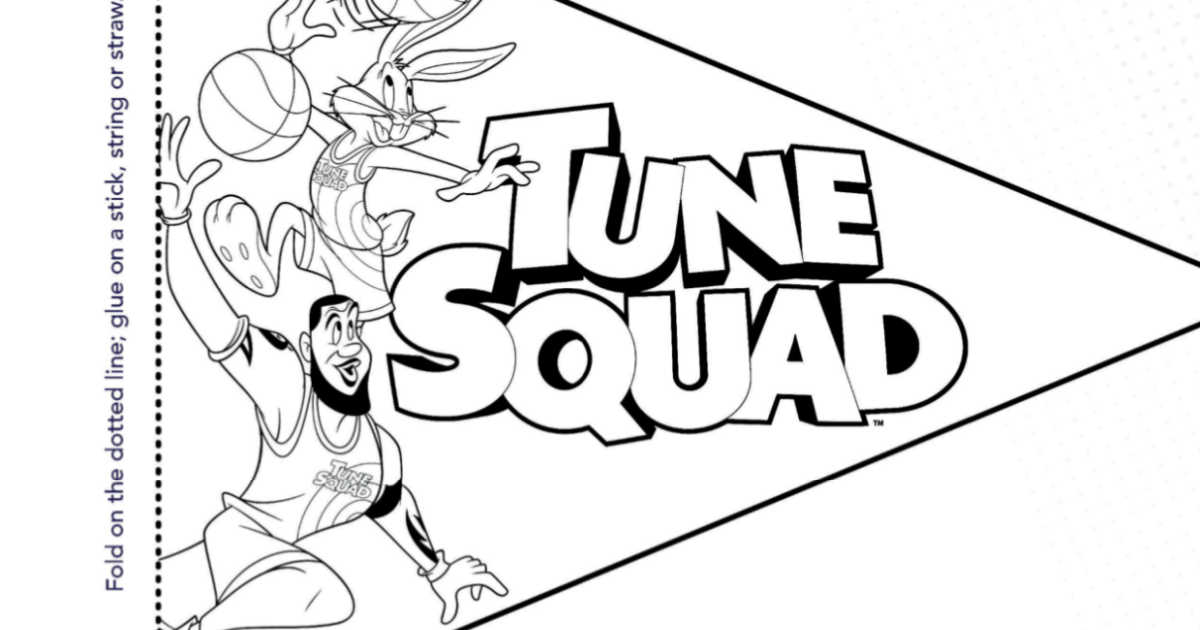 feature tune squad pennant