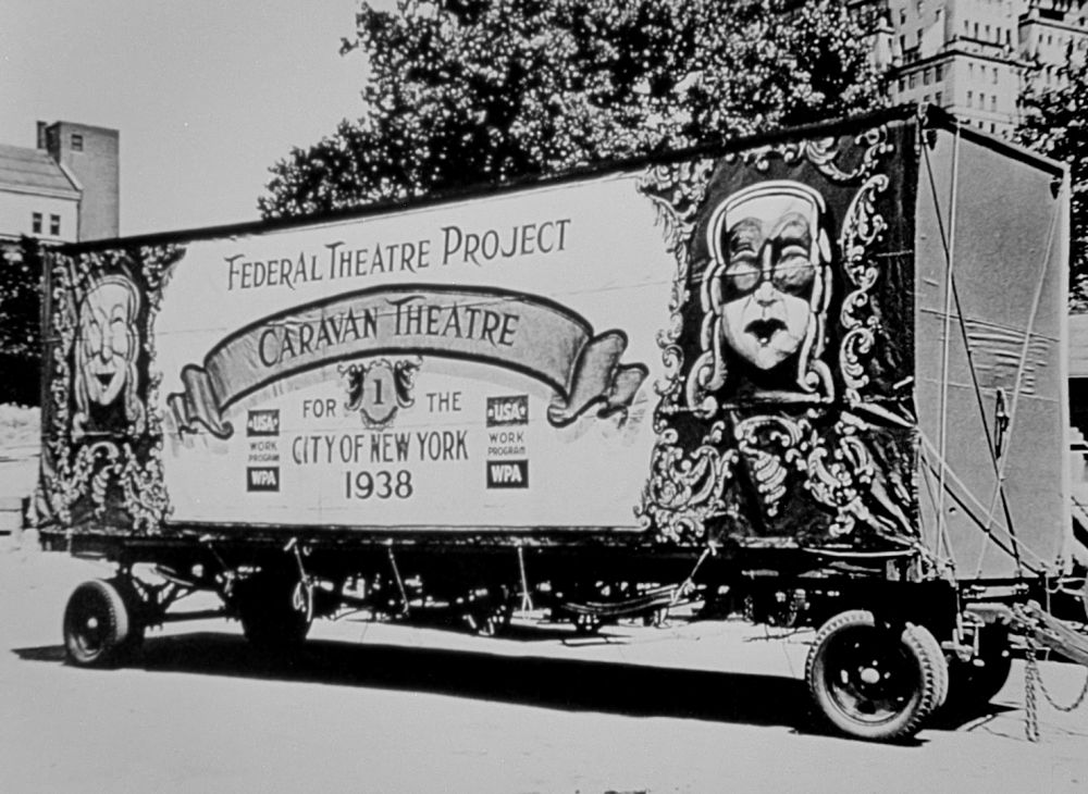 Get a fascinating look at history that is relevant today, when you watch The New Deal for Artists documentary film.