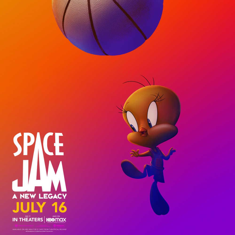 space jam tweety